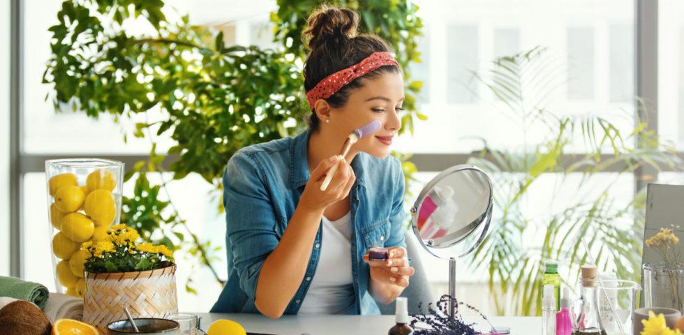Ricettario beauty: maschera viso fai da te con gli ingredienti della dispensa