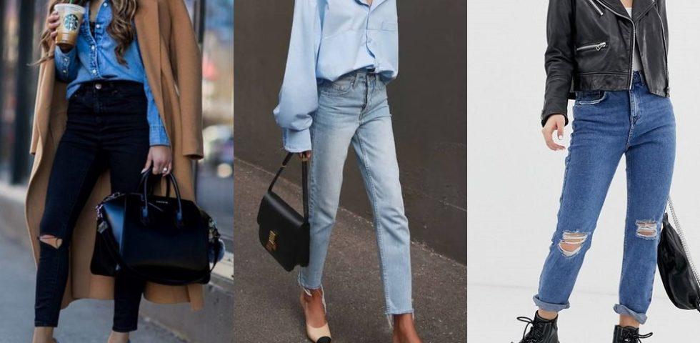 Gli abbinamenti di colore perfetti con i jeans