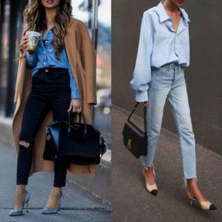Fashion tip: gli abbinamenti di colore perfetti con i jeans