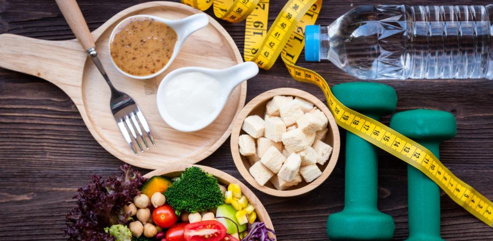 Come ritrovare equilibrio (e benessere) con la dieta per sgonfiarsi