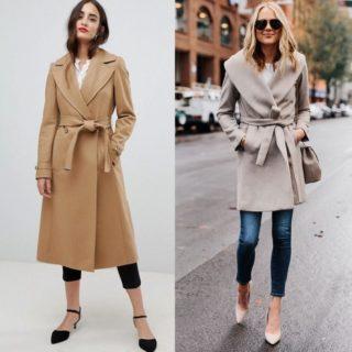 Fashion tip: sai come indossare il cappotto a vestaglia?