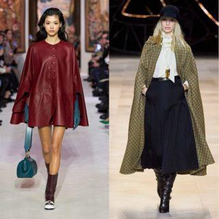 Fashion Tip: cappe e mantelle, la guida agli abbinamenti