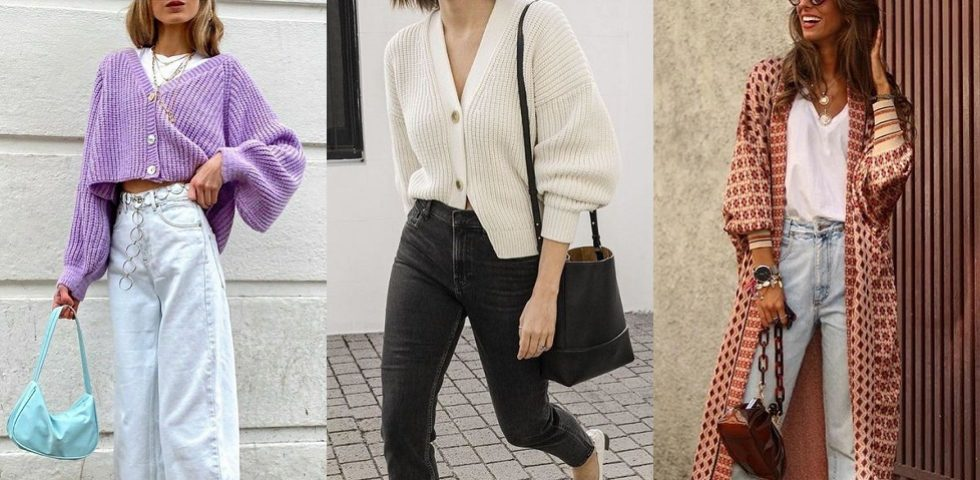 Fashion Tip: come indossare il cardigan?