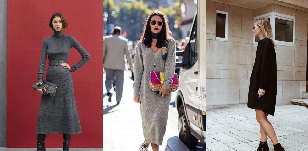 Fashion Alert: abiti in maglia, urban chic!
