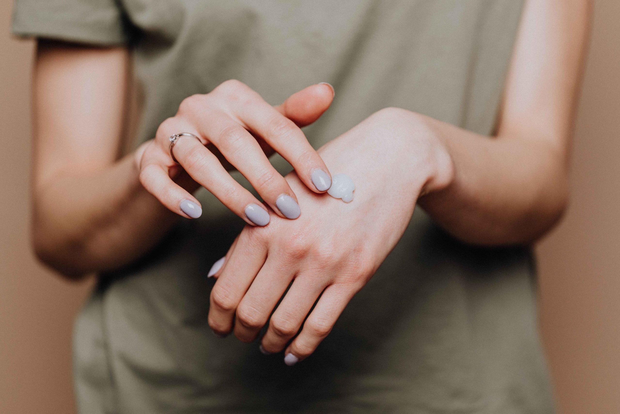 crema mani per screpolatura