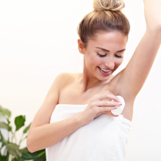 Perché usare l'allume di rocca come come deodorante?