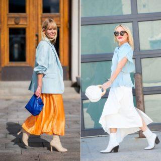 Fashion Tip: come indossare l'azzurro senza errori di stile