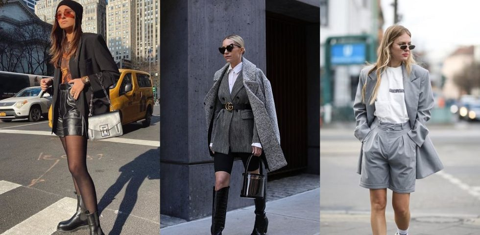 Shorts invernali: i consigli per indossarli
