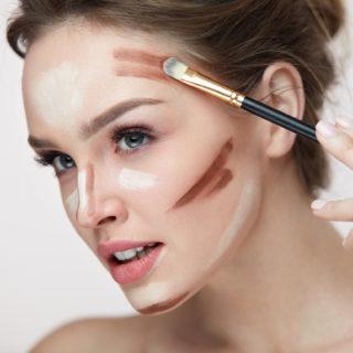 Contouring, il make up che ridisegna il viso