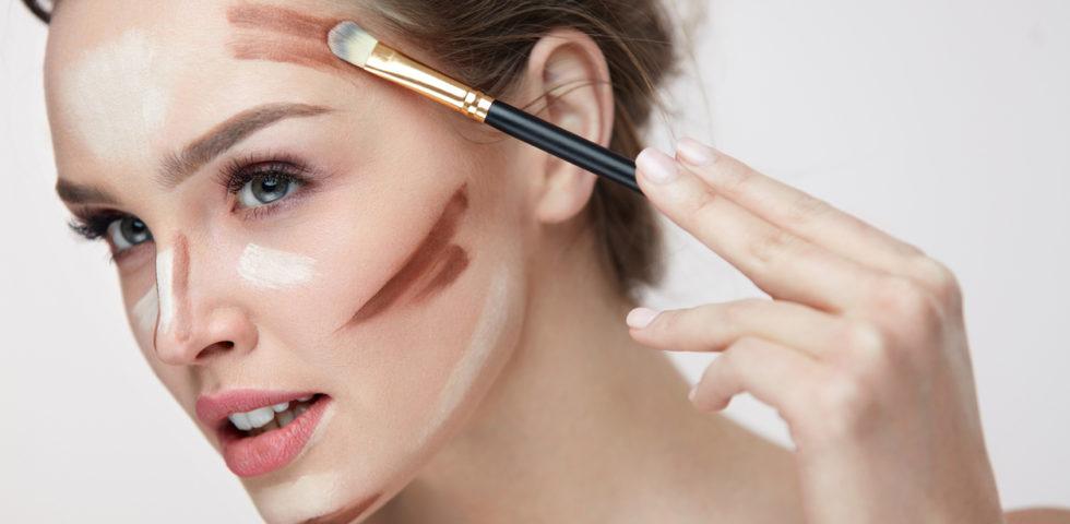 Contouring viso: cos'è e come farlo in base alla forma del viso