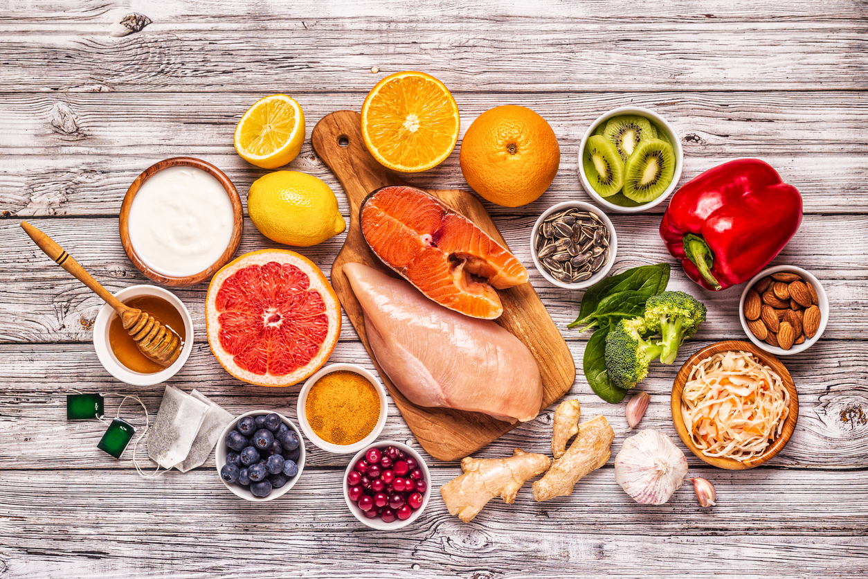 dieta cellulite, alimenti ammessi