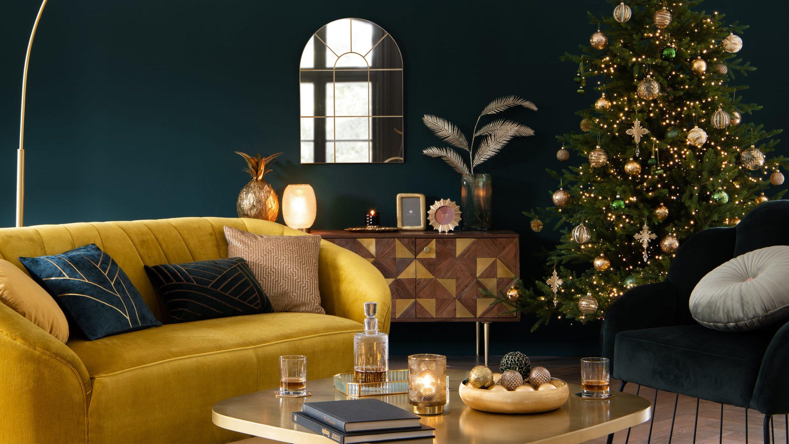 Decorazioni di Natale 2020 Maisons du Monde
