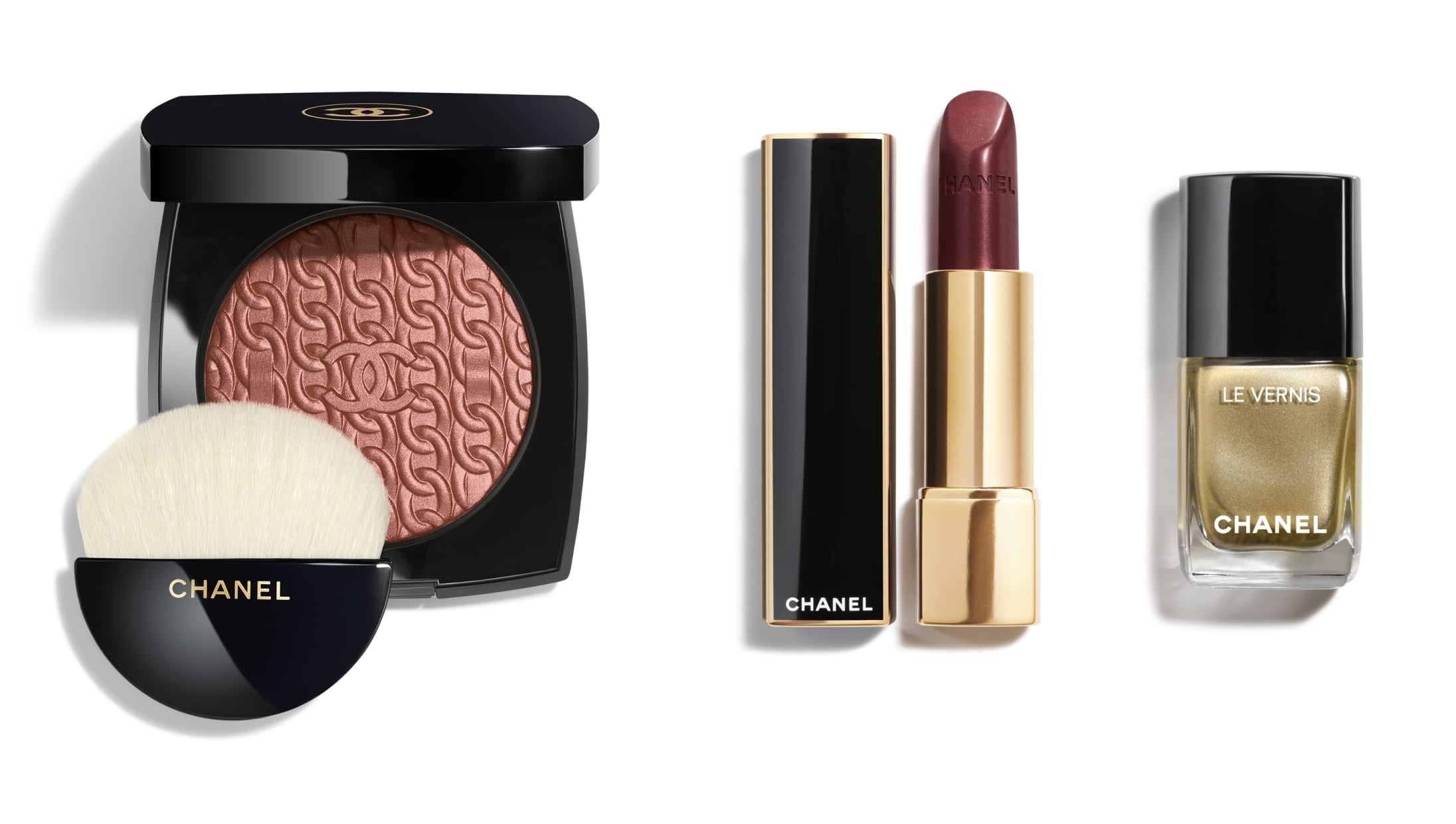 Make up Natale 2020 Chanel