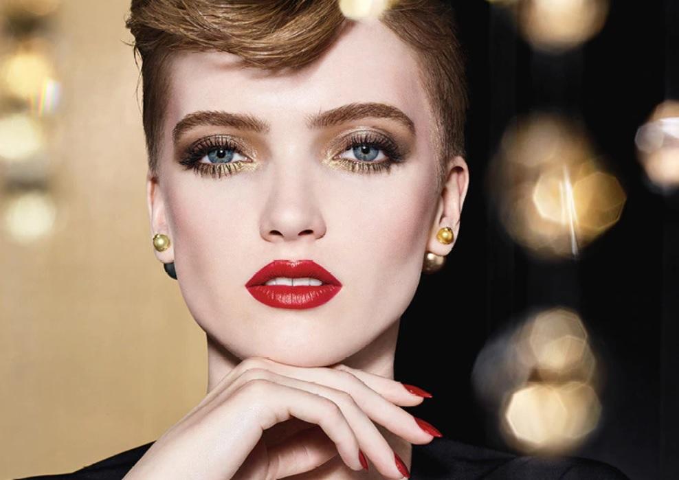 make up natale 2020, novità dior
