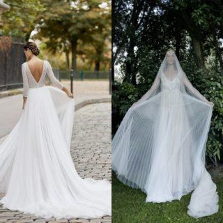 Abiti da sposa 2021, le tendenze tra cui scegliere