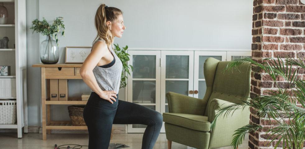 Esercizi per dimagrire a casa: come allenarsi in modo efficace