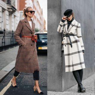 Fashion Alert: cintura per cappotto, il trend dell'inverno