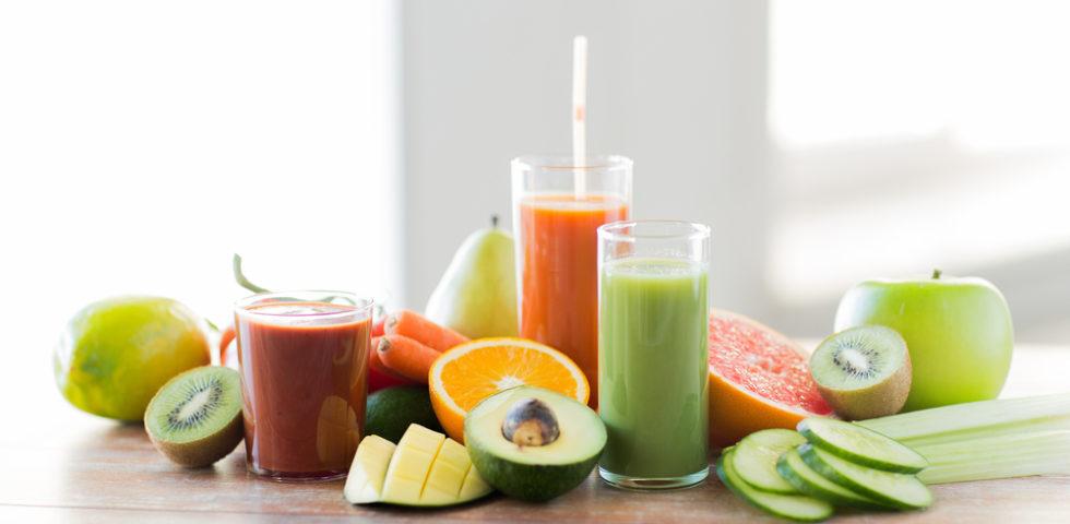 Dieta detox: come depurare l'organismo e tornare in forma in pochi giorni