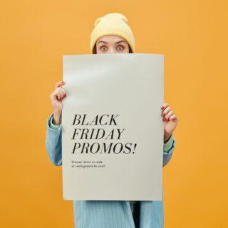 Black Friday, le migliori proposte per l'abbigliamento