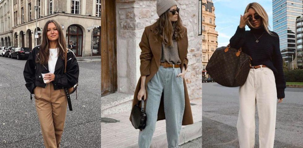 Jeans e pantaloni slouchy: come si portano?