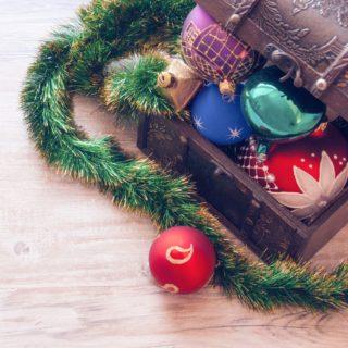 Come abbinare i colori per l'albero di Natale