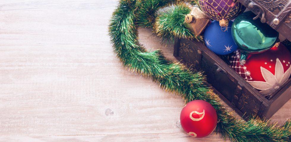 Come abbinare i colori per l'albero di Natale?