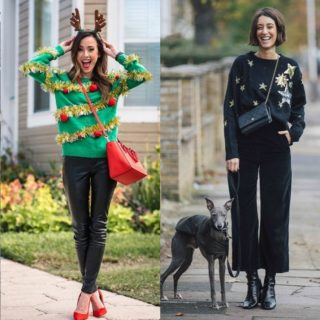 Christmas jumper: chic o kitsch?