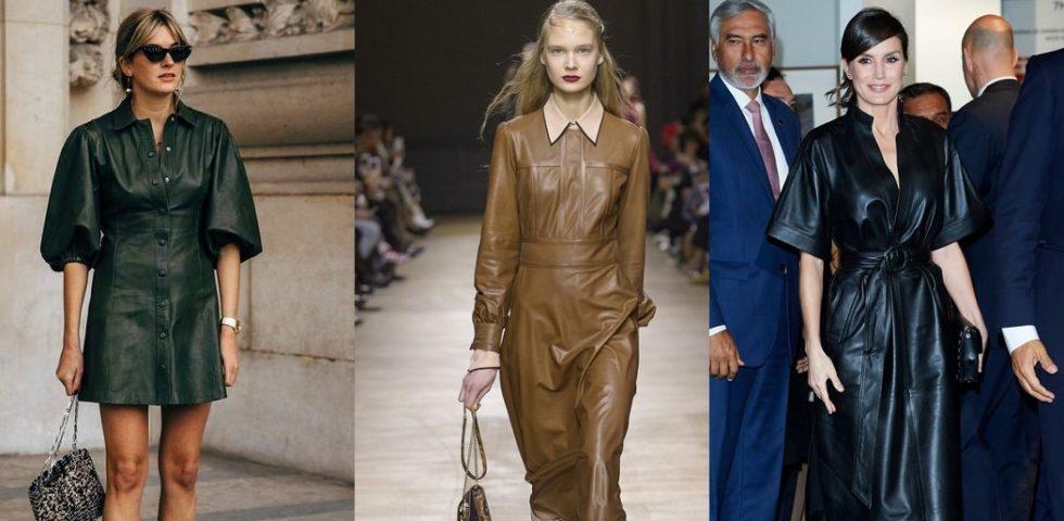 Vestiti in pelle: i tip per abbinarli correttamente