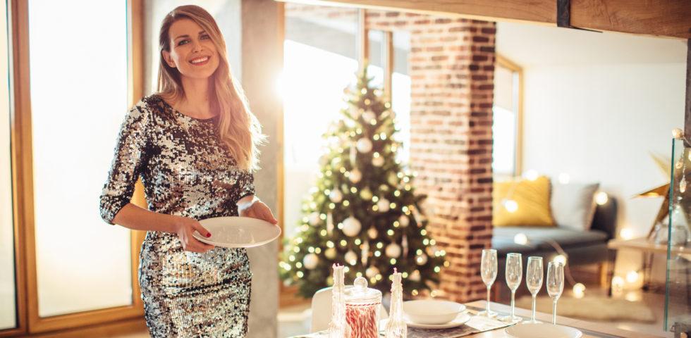 Tavola di Natale: idee last minute