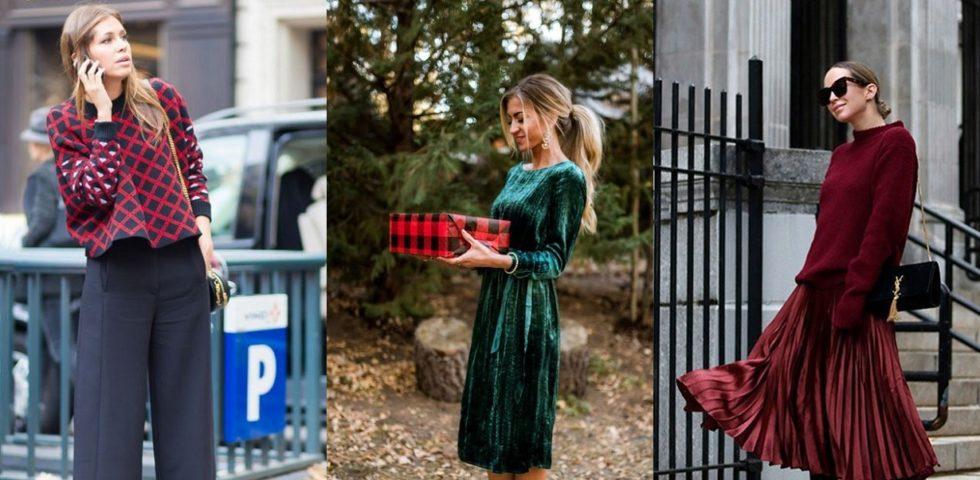Moda Natale 2020: i colori dell'abbigliamento