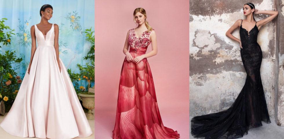 Abiti da sposa 2021: i modelli colorati