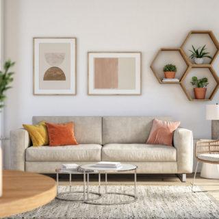 8 tip per creare spazio in casa e aumentare la luminosità