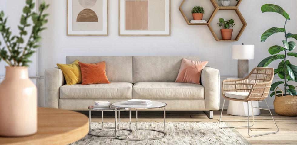Come creare spazio in casa e aumentare la luminosità