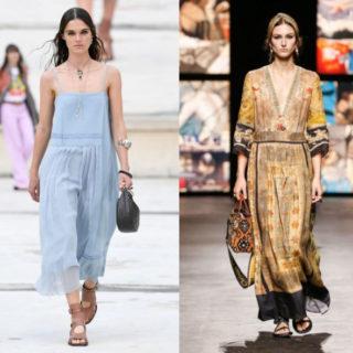 Fashion Alert: vestiti romantici, colorati e non solo