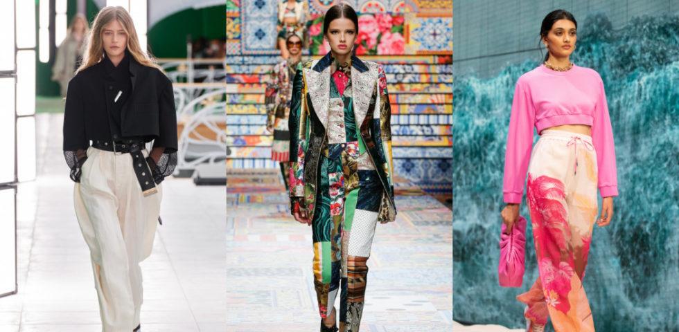 Moda 2021: pantaloni, i modelli della Primavera-Estate
