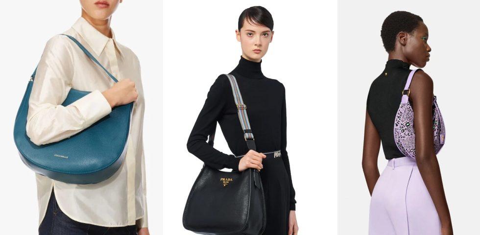 Hobo bag, cosa sono e i modelli di tendenza