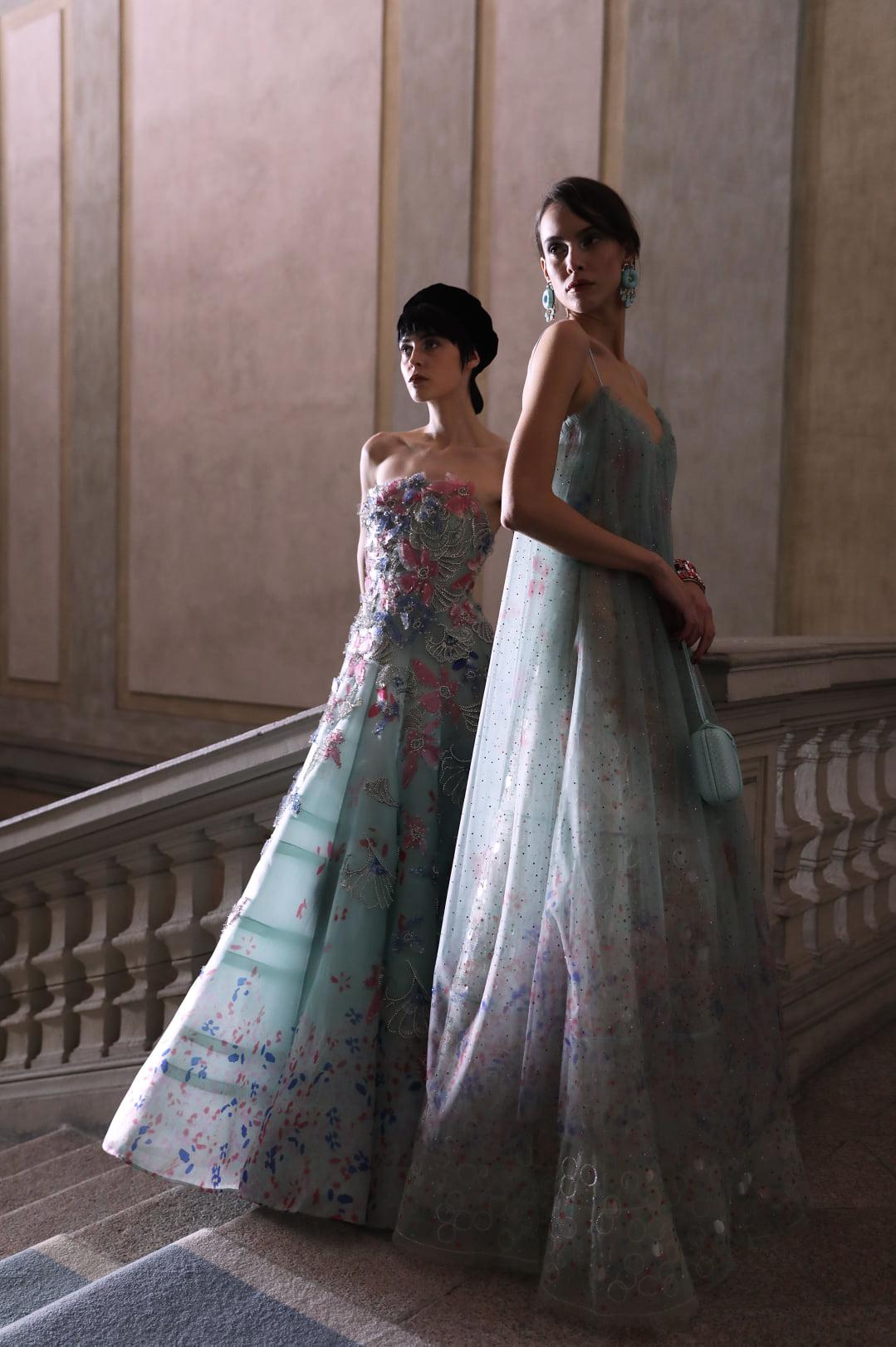 Armani Haute Couture Primavera Estate 2021
