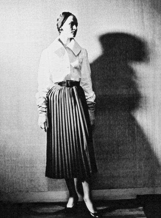 La prima collezione di Hubert Givenchy