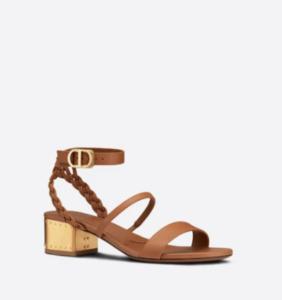 Sandalo Égée Christian Dior - primavera estate 2021