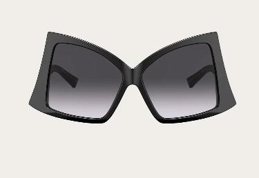 Valentino - occhiale butterfly primavera estate 2021