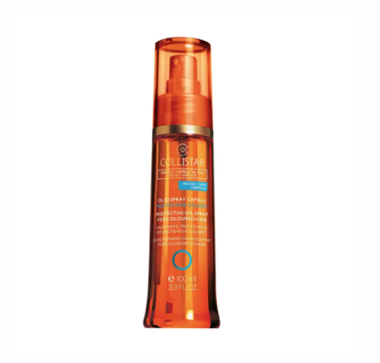 Collistar Olio Spray capelli protezione colore