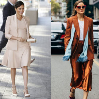 Fashion tip: blazer technicolor, dos and don'ts