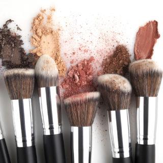 Pennello kabuki, il genio del make up
