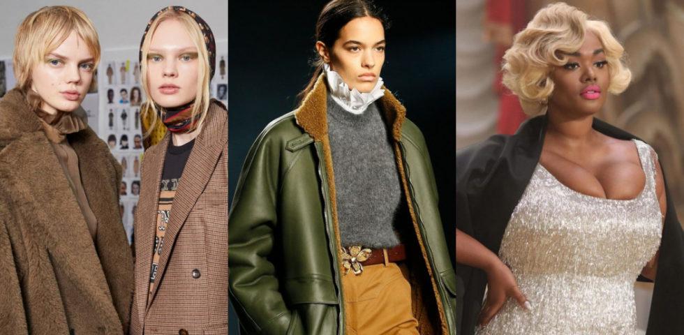 Tendenze beauty dell'autunno inverno 2021/2022 dalla Milano Fashion Week