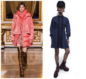 colori moda autunno-inverno 2021/2022