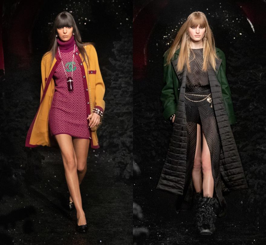 Chanel autunno inverno 2021/2022