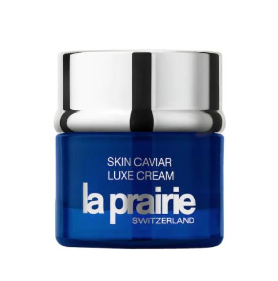 Creme viso al caviale: La prairie skin caviar luxe cream