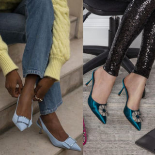 Fashion Alert: mules, le pantofole 2.0 che fanno tendenza