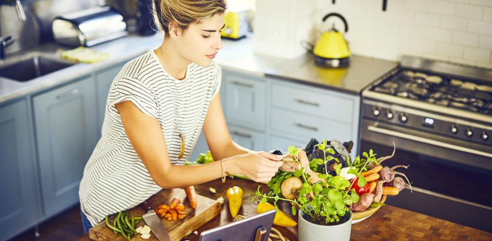 L'elenco degli alimenti e cibi basici (o alcalini) sinonimo di salute