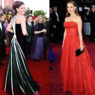 Stile e sostenibilità: gli abiti vintage sul red carpet